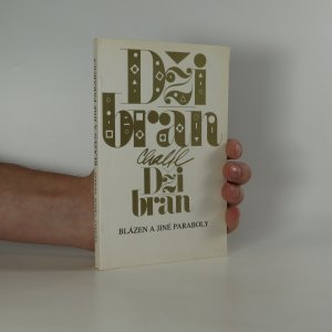 náhled knihy - Blázen a jiné paraboly