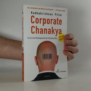 náhled knihy - Corporate Chanakya