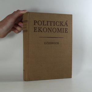 náhled knihy - Politická ekonomie. Učebnice