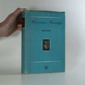 náhled knihy - Občané