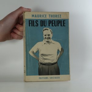 náhled knihy - Fils du Peuple