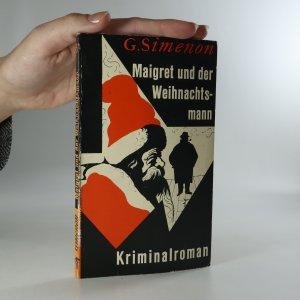 náhled knihy - Maigret und der Weihnachtsmann