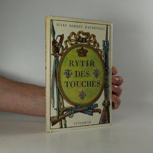 náhled knihy - Rytíř des Touches (je cítit zatuchlinou)