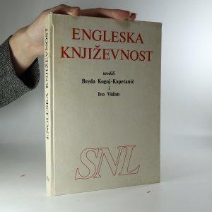 náhled knihy - Engleska književnost. (Anglická literatura)