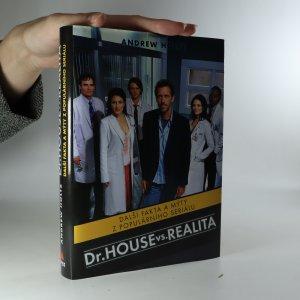 náhled knihy - Dr. House vs. realita