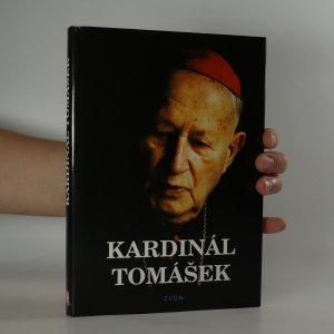 náhled knihy - Kardinál Tomášek (je cítit zatuchlinou)