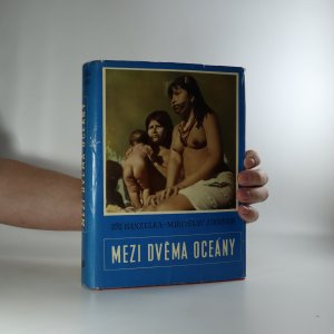 náhled knihy - Mezi dvěma oceány