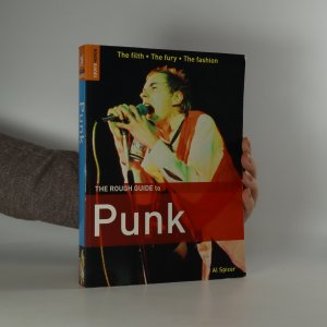 náhled knihy - The Rough Guide to Punk