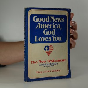 náhled knihy - Good News America, God Loves You. The New Testament