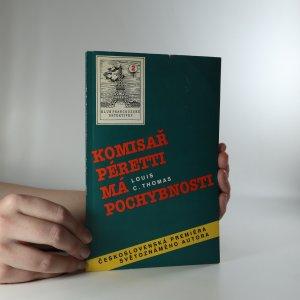 náhled knihy - Komisař Péretti má pochybnosti