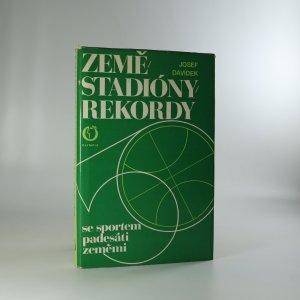 náhled knihy - Země, stadióny, rekordy. Se sportem padesáti zeměmi