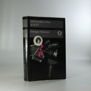 náhled knihy - Donadieuova závěť