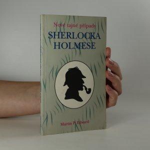 náhled knihy - Nové tajné případy Sherlocka Holmese