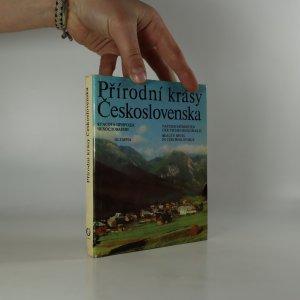 náhled knihy - Přírodní krásy Československa