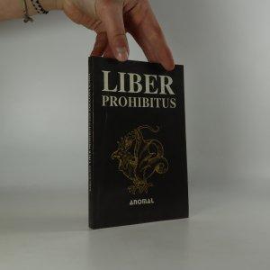 náhled knihy - Liber prohibitus aneb Zakázaná kniha