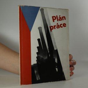 náhled knihy - Plán práce (je cítit zatuchlinou)