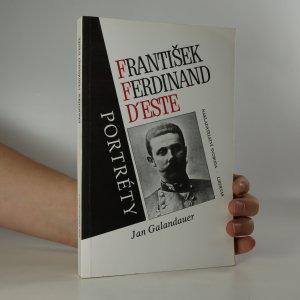 náhled knihy - František Ferdinand d'Este (je cítit zatuchlinou)