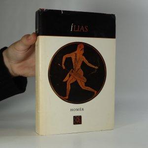 náhled knihy - Ílias (je cítit zatuchlinou)