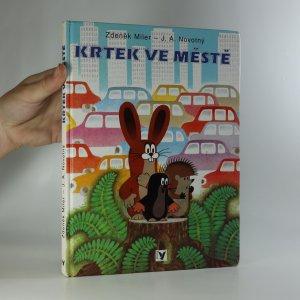náhled knihy - Krtek ve městě