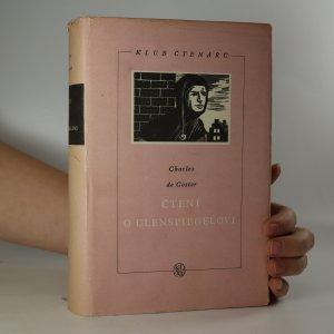 náhled knihy - Čtení o Ulenspiegelovi