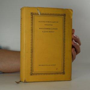 náhled knihy - Pod starými lipami a jiné prózy