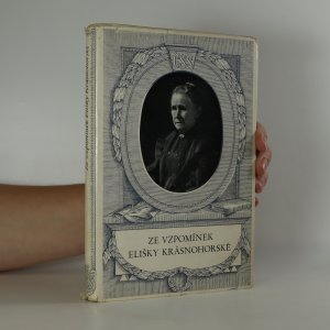 náhled knihy - Ze vzpomínek Elišky Krásnohorské