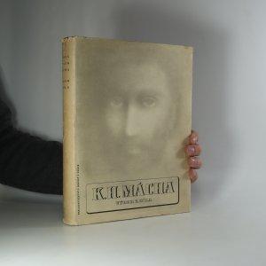 náhled knihy - Karel Hynek Mácha. Výbor z díla