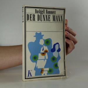 náhled knihy - Der Dünne Mann