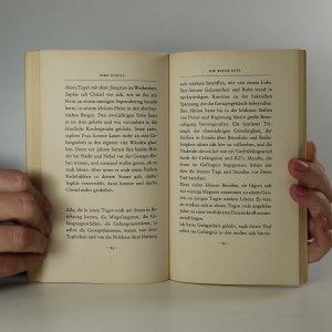 antikvární kniha Die weisse Rose, neuveden