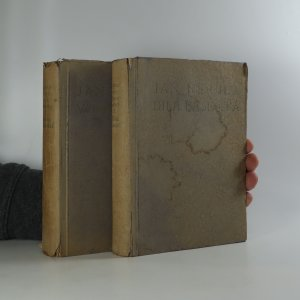 náhled knihy - Vybrané spisy Jana Nerudy I. a II. díl.  (viz. poznámka)
