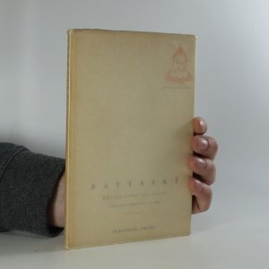 náhled knihy - Sattasaí. Sbírka sedmi set strof