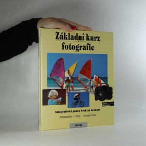 náhled knihy - Základní kurz fotografie