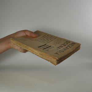 antikvární kniha Nezávislá scéna. Měsíčník, ročník II., číslo 1-10, 1932