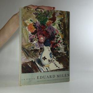 náhled knihy - Eduard Milén (je cítit zatuchlinou)