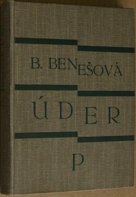 náhled knihy - Úder : román