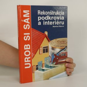 náhled knihy - Rekonštrukcia podkrovia a interiéru