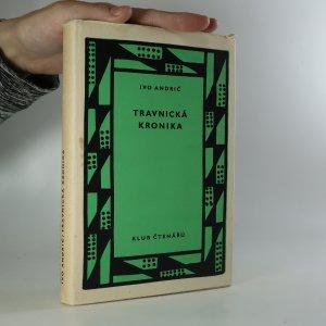 náhled knihy - Travnická kronika (je cítit zatuchlinou)