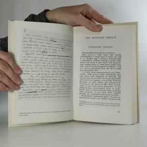 antikvární kniha Nové hovory s T.G. Masarykem (je cítit zatuchlinou), 1992