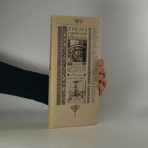 náhled knihy - Zpráva o první cestě kolem světa (je cítit zatuchlinou)