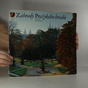 náhled knihy - Zahrady pražského hradu (je cítit zatuchlinou)