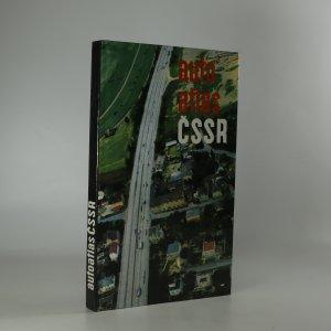 náhled knihy - Autoatlas ČSSR (je cítit zatuchlinou)