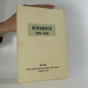 náhled knihy - Almanach absolventů Obchodní akademie v Hradci Králové od roku 1898 do roku 1938 (je cítit zatuchlinou)