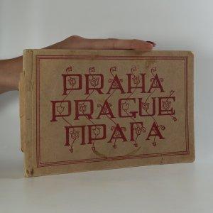 náhled knihy - Praha. Prague. Прага (kniha nemá tiráž, je cítit zatuchlinou)