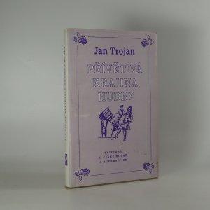 náhled knihy - Přívětivá krajina hudby (je cítit zatuchlinou)