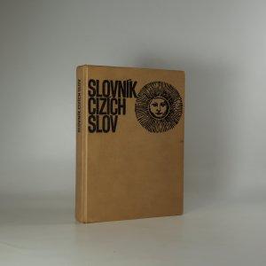 náhled knihy - Slovník cizích slov