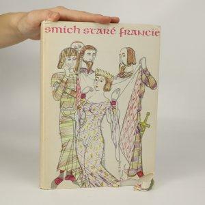 náhled knihy - Smích staré Francie (je cítit zatuchlinou)