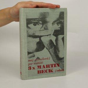 náhled knihy - 3x Martin Beck (je cítit zatuchlinou)