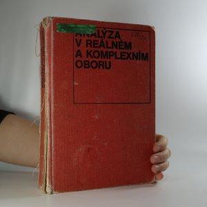 náhled knihy - Analýza v reálném a komplexním oboru