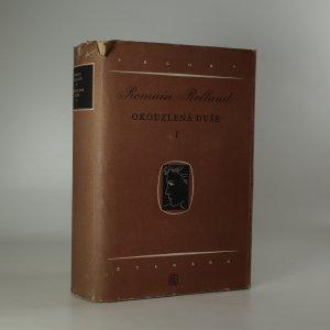 náhled knihy - Okouzlená duše 1. díl