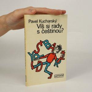náhled knihy - Víš si rady s češtinou? (je cítit zatuchlinou)